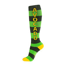 Gumball Poodle Knee High Socks - Avocado - Unisex