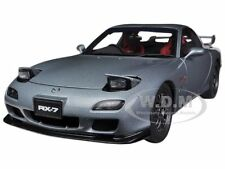 MAZDA RX-7(FD) SPIRIT R TYPE A TITANIUM GREY METALLIC 1/18 BY AUTOART 75987