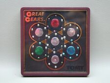 Tomy Vintage Great Gears Puzzle Game Toy Japan Handheld Mind Smart Brain Teaser