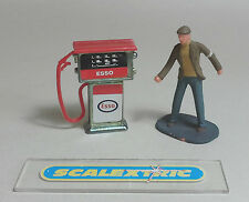 VINTAGE ESSO PETROL PUMP for Scalextric Airfix Ninco SCX Fly & More! 1.32