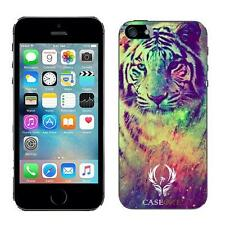 CUSTODIA COVER CASE FANTASY TIGER PER IPHONE 5 5S