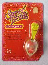 Vintage Mattel Sweet Treats Spoonfuls Raspberry Rosie, Mint, Liddle Kiddles Doll