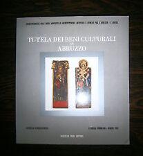 TUTELA DEI BENI CULTURALI IN ABRUZZO # Marcello Ferri Editore 1983 - V