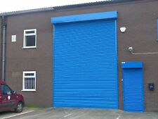Electric Operation Roller Shutter Doors 4000 x 3200mm