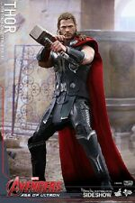 1/6 Avengers Age of Ultron Thor Movie Masterpiece Hot Toys