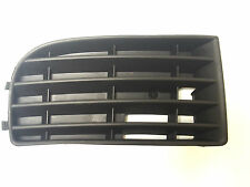 VOLKSWAGEN Golf  5 MK5 V 2003-2008 front bumper right lower grille RH VW