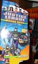 BATMAN MISSION VISION PURPLE OUTFIT BATMAN HARD TO FIND