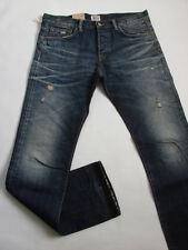 JEANS EDWIN ED71 SLIM ( red selvage- fire wash) TAILLE W32 L32 ( i008139 128 )
