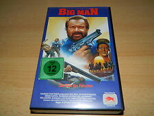BIG MAN - Clan der Fälscher - Bud Spencer - Raimund Harmstorf - Taurus VHS