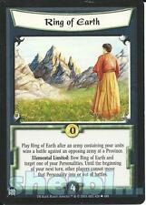 L5R Legend of the Five Rings Diamond RING OF EARTH