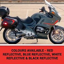 REFLECTIVE FAIRING AND PANNIER STRIPE SAFETY KIT TO FIT BMW R1150RT ALL COLOUR
