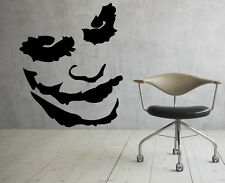 Joker Wall Vinyl Decals Super Hero Sticker DC Comics Removable Decor (19jbat)