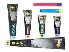 7 Items - Jware Pre Rolled Cone Sampler with Storage Tubes