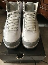 2010 Nike Air Jordan 2 II Retro 25th Anniversary Size 11. 385475-101 1 3 4 5 6