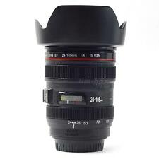 New Creative Camera Lens EF 24-105 mm Long Coffee Tea Mug Cup Good As Gift TMPG