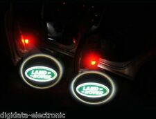 2X Latest 5th Gen Ghost Shadow Laser Projector LED logo Light for Land Rover All