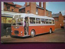 POSTCARD 1966 BRISTOL MW6G BUS WILTS & DORSET BUS NO 725