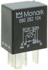 Monark 12 V/15 a/25 a micro change over Relay with switch-off diodo