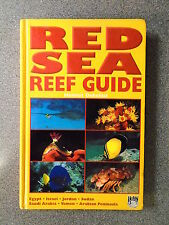 RED SEA REEF GUIDE by HELMUT DEBELIUS - IKAN 1998 - H/B - UK  POST £3.25