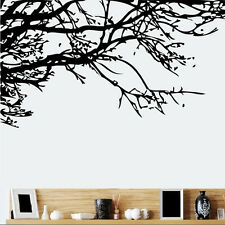 HOT Large Tree Branch Art Wall Stickers Mural Decal Room Home Decor Removable