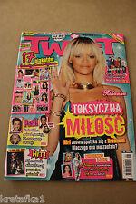 Twist 5/2012 RIHANNA, Lady Gaga,Demi Lovato,Katy Perry,Ariana Grande,,
