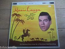 "MARIO LANZA - THE DESERT SONG 12"" LP / RECORD - RCA RED SEAL - RB-16226"