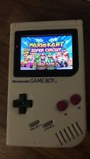 Modded Nintendo Game Boy DMG 102 + EZFLASH IV