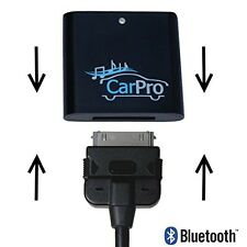 Coolstream Bluetooth Adapter for Audi and Volkswagen iPod iPhone AMI Cable -