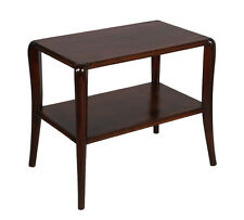 TAVOLINO SALOTTO COFFEE TABLE ART DECO' ANNI 30 NOCE - MA S10