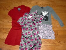 "Girl's Lot of 3""AMY BYER/American Living/Flowers NY Zoo""Dresses sizes 6/6X CUTE!"