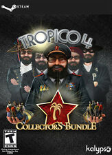 Tropico 4 Collector's Bundle (STEAM GIFT) DIGITAL