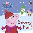 Peppa Pig: Peppa's Snowy Fun by Penguin Books Ltd (Board book, 2009)