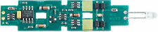 NCE 126 N12K0a Drop in decoder for N Scale Kato PA, E8, P42    MODELRRSUPPLY-COM