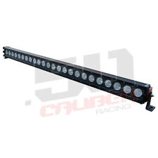 "40"" LED Light Bar Combo Beam Construction Backhoe Loader Excavator Skid Steer"