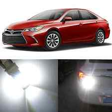 Alla Lighting Brake Turn Signal Lights White LED Bulbs for 98~08 Toyota Corolla