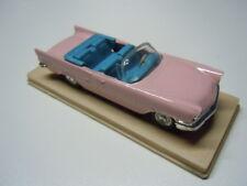 5 x rare Chevrolet et Chrysler Modèles de vitesse, ELIGOR, Dinky toys 1:43
