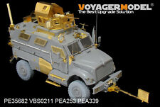 Voyager PE35682 1/35 Modern US 4X4 MRAP(atenna base include) (For KINETIC K61011