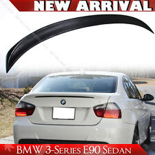 STOCK IN LA! Unpaint E90 BMW M Tech Style 3-series Rear Trunk Spoiler 2011 M3