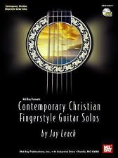 Contemporary Christian Fingerstyle Guitar Solos by Leach, Jay, Good Book
