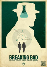 Breaking Bad A4 Poster Glossy Print