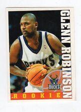 figurina - BASKETBALL BASKET PANINI 1995 95/96 - numero 288 GLENN ROBINSON