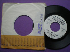 DEL SHANNON Comin' Back SPAIN 45 1969 Psych Pop