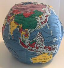 Hugg-A-Planet Earth Soft Globe Educational Learning Toy Plush Stuffed Large