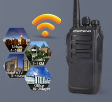 Baofeng Two-way Radio Walkie Talkie 16CH 8W UHF 403-470MHz VOX Interphone EU