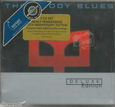 THE MOODY BLUES - A night at red rocks 2 CD DELUXE SIG.