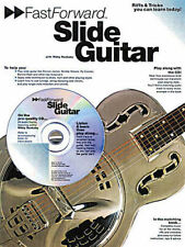 Fast Forward Slide Guitar Tab Book Cd NEW!