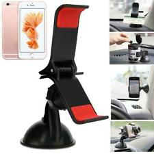 360° Mount Car Holder for Apple iPhone 6 Plus 5 4S Universal Windshield Phone AD