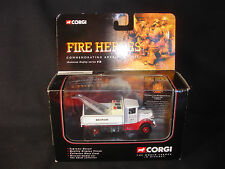 Corgi Diecast Baltimore Fire Department Fire Heroes Recovery Tow Truck In Box