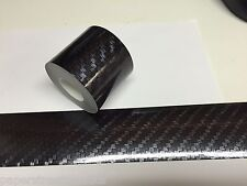 "Diagonal Carbon Fiber Gun Metal Gray Vinyl Tape 3"" x 25 feet"