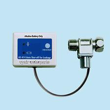 """1/2"""" BSP inline Water Leak Detector, Audible Alarm, Instant  Water Off"""